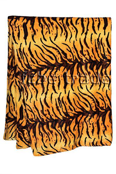 Microfibre blankets - 160x200 cm - mixed FLN-4