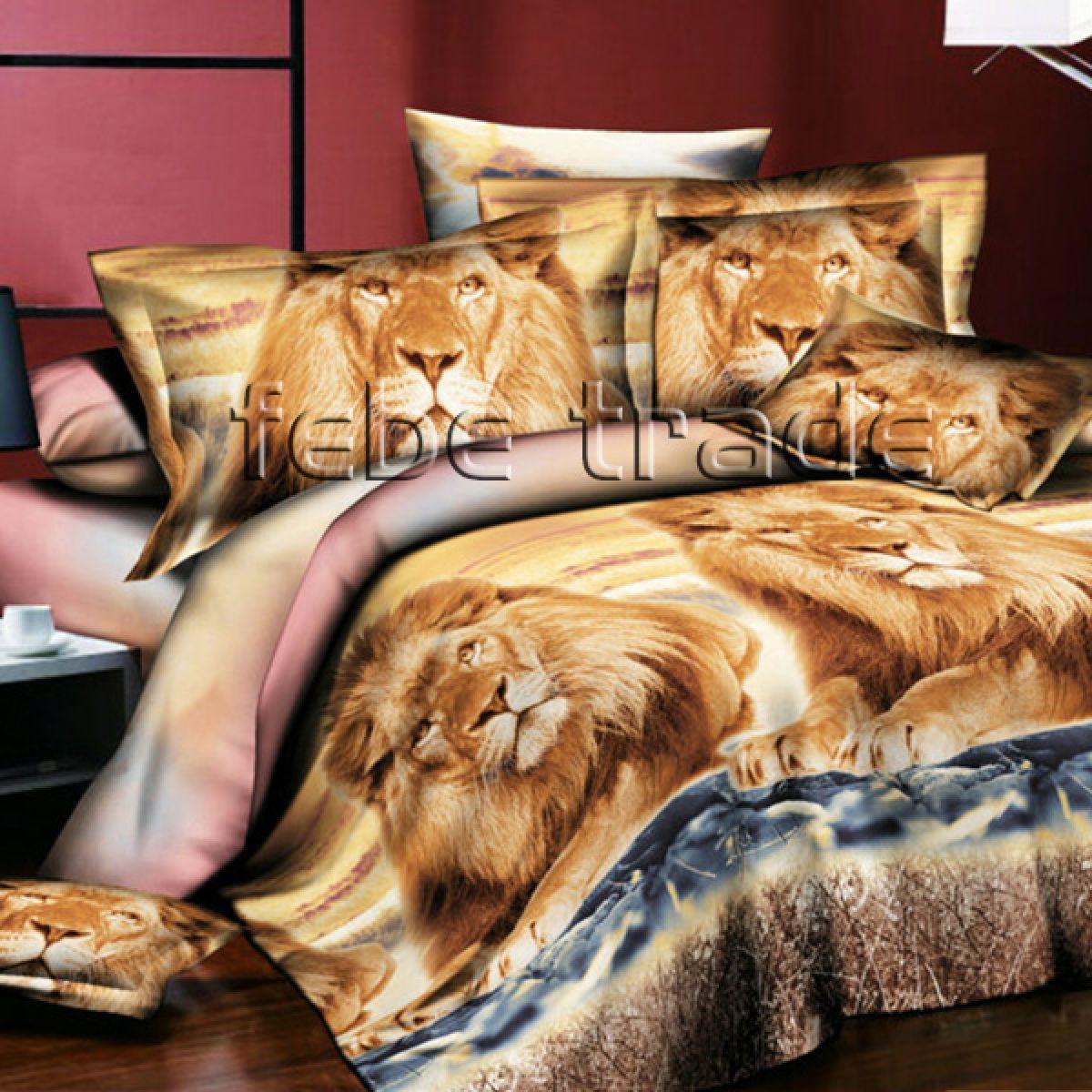 3D Beddings - Cotton World - FSC-231 - 180x200 cm - 4 cz
