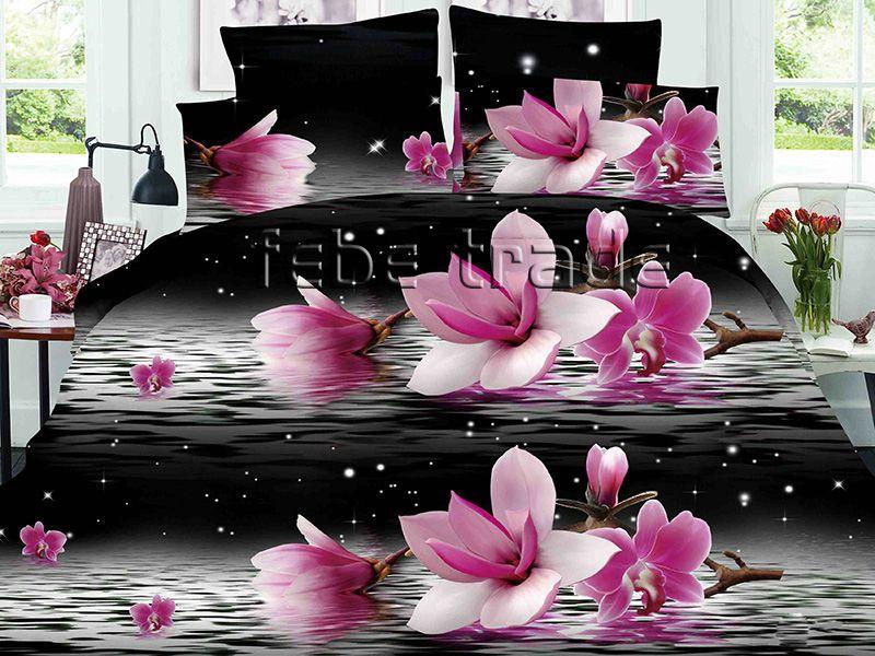 3D Beddings - Cotton World - FSB-356 - 180x200 cm - 3 pcs