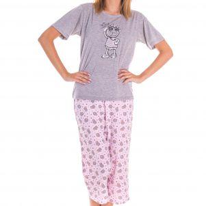 Piżama damska LEMON BK4134