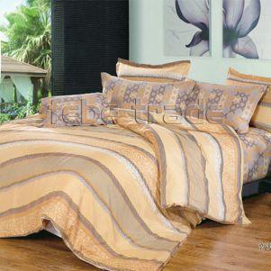 Pościel Bawełniana - Cotton World - XW-060 - 160x200 cm - 4 cz