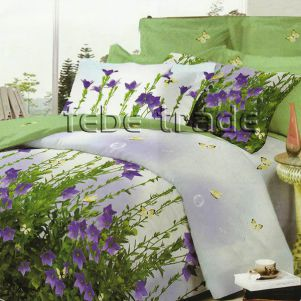 Pościel Bawełniana - Cotton World - XW-109 - 220x200 cm - 4 cz
