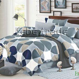 Pościel Bawełniana - Cotton World - XW-293 - 160x200 cm - 3 cz