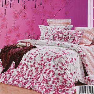 Pościel Bawełniana - Cotton World - XW-802 - 160x200 cm - 4 cz