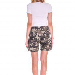 Spodnie damskie krótkie - SZORTY MORO  SUCCESS(FA800)