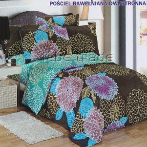Pościel Bawełniana - Cotton World - LW-144 - 160x200 cm - 4 cz