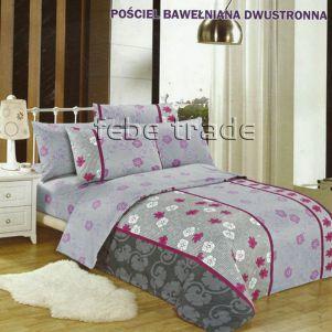 Pościel Bawełniana - Cotton World - LW-170 - 160x200 cm - 3 cz