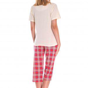 Piżama damska LEMON BK4135