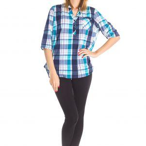 Bluzka koszulowa damska BENTER 61465