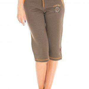 Spodnie damskie - SZORTY LEMON W09-01B