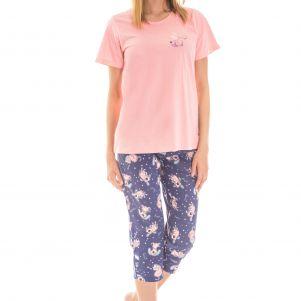 Piżama damska BENTER 65614