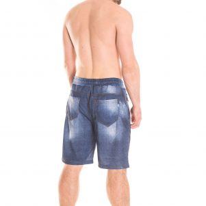 Spodnie męskie krótkie - SZORTY BENTER 46402