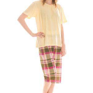 Piżama damska LEMON BK1144