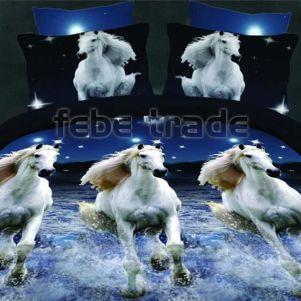 Pościel 3D - Bawełna 5D - BE-D-92 - 160x200 cm - 3 cz