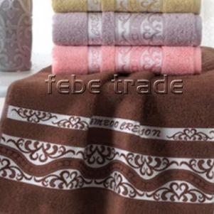 Ręczniki bambusowe DESTINA 50 x 90 cm