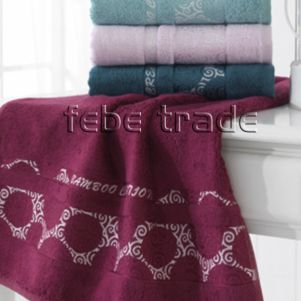Ręczniki bambusowe EGZOTIK 70 x 140 cm