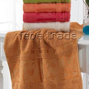 Ręczniki bambusowe GARDEN 70 x 140 cm