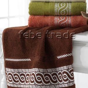 Ręczniki bambusowe SPIRAL 50 x 90 cm