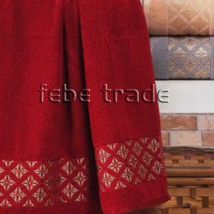 Ręczniki bambusowe DIAMOND 50 x 90 cm