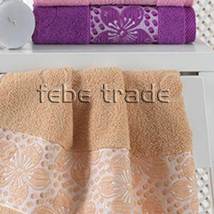Ręczniki bambusowe JOY 50 x 90 cm