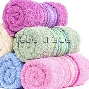 Ręczniki bambusowe RAINBOW 50 x 90 cm