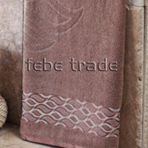 Ręczniki bawełniane WAVE 70 x 140 cm