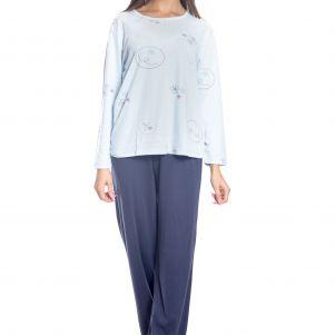 Piżama damska LEMON BH0304