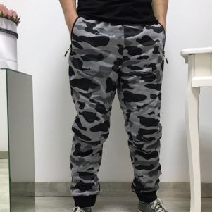 Spodnie męskie Moro Polar - Epister (57518)