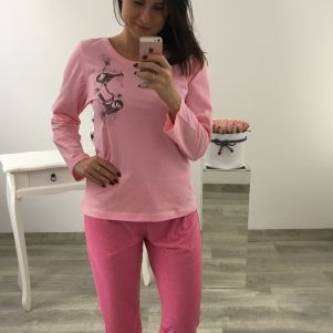 Piżama damska BENTER - 65671