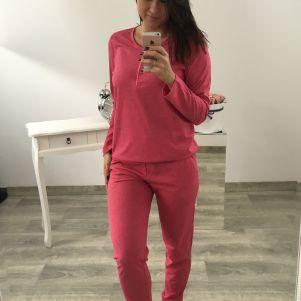 Piżama damska LEMON BH7909C