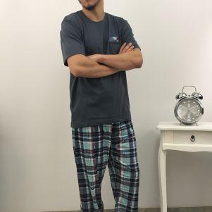 Piżama męska LEMON AQ7341