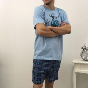 Piżama męska BENTER 61536