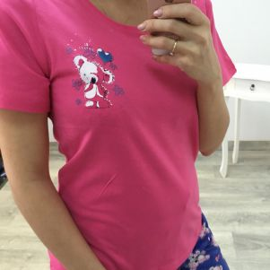 Piżama damska BENTER - 65663