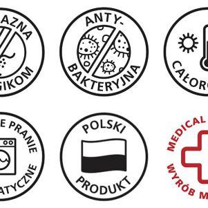 Kołdra Antibacterial - Wendre - 220x200
