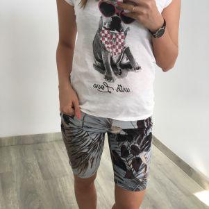 Spodnie damskie krótkie - Szorty Benter 46558
