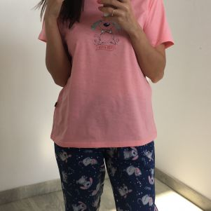 Piżama damska LEMON BR8317