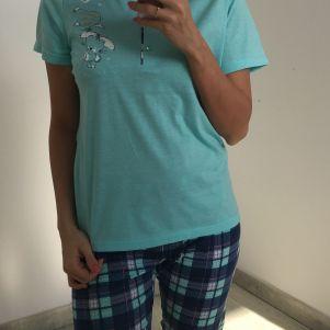 Piżama damska LEMON BR8326