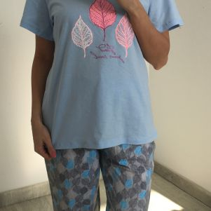 Piżama damska BENTER - 61598