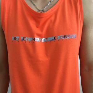 Top - Koszulka męska BENTER - 99014