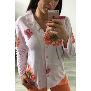 Piżama damska LEMON BH3507