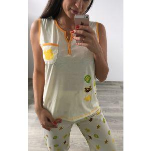 Piżama damska LEMON W08-03C