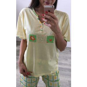 Piżama damska LEMON M02-13A