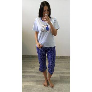 Piżama damska LEMON BK4133