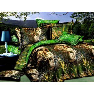 Pościel 3D - Cotton World - FSP-713 - 220x200 cm - 3 cz