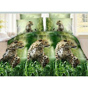 Pościel 3D - Cotton World - FSP-730 - 220x200 cm - 4 cz