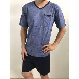 Piżama męska Lemon - AK8355