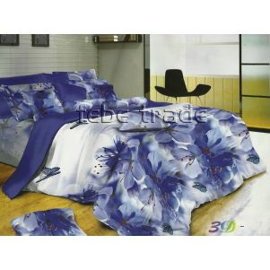 Pościel 3D - Cotton World - FS-101 - 220x200 cm - 4 cz