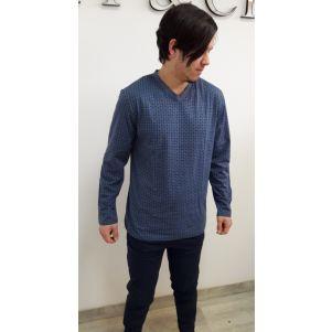 Piżama męska VOGUE IN - 68481