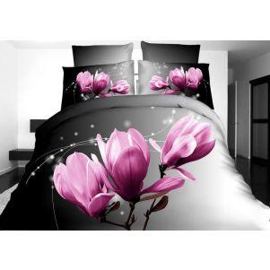 Pościel 3D - Cotton World - FPW-001 - 220x200 cm - 4 cz