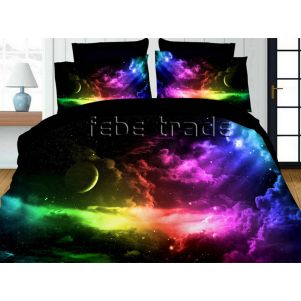 Pościel 3D - Cotton World - FSC-276 - 220x200 cm - 3 cz